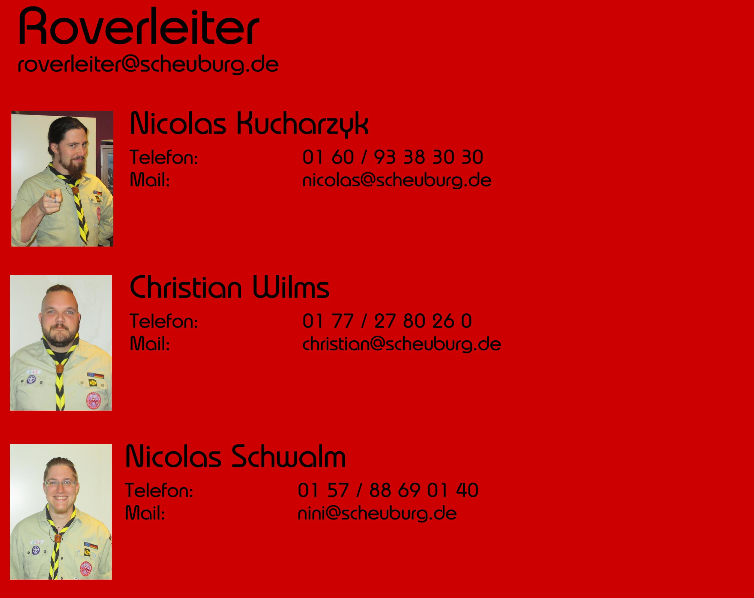 Roverleiter